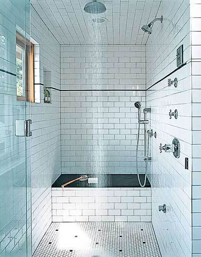 Casa de este alojamiento azulejos tipo metro mosaico - Azulejo tipo metro ...