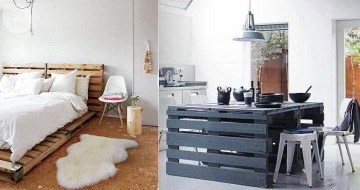 Muebles Con PA Lets De Madera